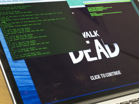 From Colossal Cave to The Walking Dead: The legacy of Interactive Fiction | Interactive Fiction and Digital Game-based Learning | Scoop.it