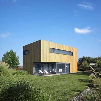 Quand la maison en bois se construit sur internet | Conseils Immobilier | Scoop.it
