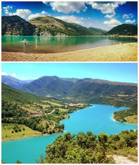 Lago di Fiastra, a Hidden Gem in Central Italy | Le Marche another Italy | Scoop.it