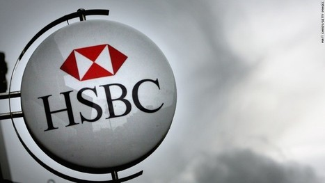 HSBC helped conceal $100 billion in Swiss accounts - report | enjoy yourself | Scoop.it