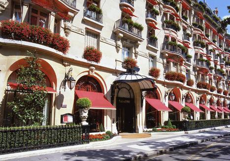 L'hôtel Plaza Athénée célèbre 100 ans d'histoire - Luxury Style ... | Lifestyle and Art | Scoop.it