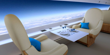 Where Every Seat Is A Window Seat   Xposed   Scoop.it