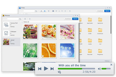 AirDroid | Your Android, on the Web. | bestoftheweb | Scoop.it