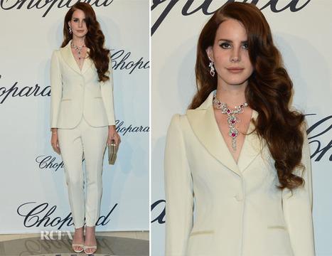 Lana Del Rey In Moschino – 2012 Trophée Chopard Party   Red ...   Lana Del Rey - Lizzy Grant   Scoop.it