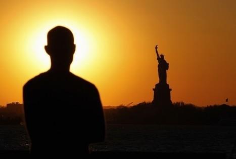 Il sole sopra la Statua della Libertà (che riapre il 4 luglio)   Studio Doc - Eventi e servizi di marketing turistico   Scoop.it