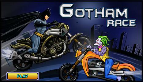 Gotham Race | Racing Games | Adventures Games | Avatar Games | Scoop.it