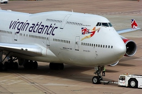 A Guide to Flying Economy with Virgin Atlantic | Blogging | Scoop.it