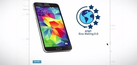 AT&T's Eco-Rating 2.0 Helps Consumers Understand Environmental, Social Impacts of Their Devices | Sustainable Brands | Sustainable Entertainment - #OneYoungWorld - #HavasSE | Scoop.it