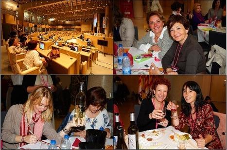 Le 4ème Trophée des vins au féminin, c'était samedi dernier ! - Magazine du vin - Mon Vigneron | Actualités du Vin | Scoop.it