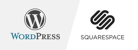 WordPress or SquareSpace?   Careful Considerations   News, design & co   Scoop.it