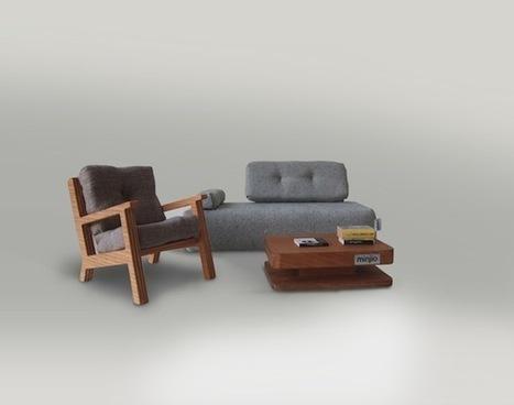 Miniio, les maisons de poupée design! | Mango and Salt | Mobilier miniature | Scoop.it