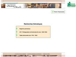 GénéInfos: Moselle : pas d'état civil en ligne avant 2015 | GenealoNet | Scoop.it