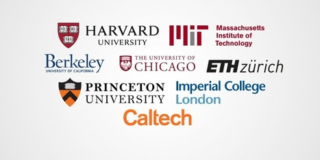 EdX Partners Top Times Higher Education World University Rankings | Wiki_Universe | Scoop.it