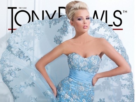 Tony Bowls Evenings TBE11432 | Tony Bowls Evenings | Scoop.it