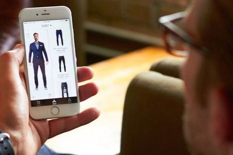 How Klothed helps online shoppers try clothes with their smartphone | INTRODUCTION TO THE SOCIAL SCIENCES DIGITAL TEXTBOOK(PSYCHOLOGY-ECONOMICS-SOCIOLOGY):MIKE BUSARELLO | Scoop.it