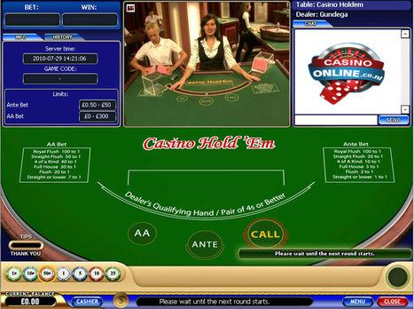 Live Casino Hold'em | Beste Online Casino spellen en Bonus in Netherlands | Scoop.it