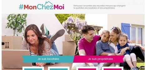 #MonChezMoi : le ministère du Logement veut informer sur les réformes liées au logement | Immobilier France Investir, Tradition, Réalisme... | Scoop.it