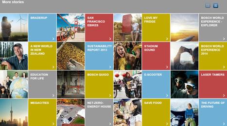Avec le storytelling, Bosch veut montrer qu'il est partout… même dans le traîneau du Père Noël | BRAND CONTENT | Scoop.it