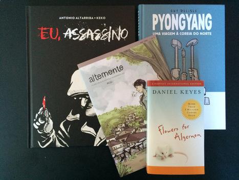 Resumo de Leituras – Julho de 2016 (5)   Ficção científica literária   Scoop.it