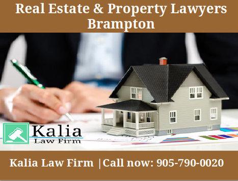 Trustworthy Real Estate Lawyers In Brampton | Brampton Lawyers | Scoop.it