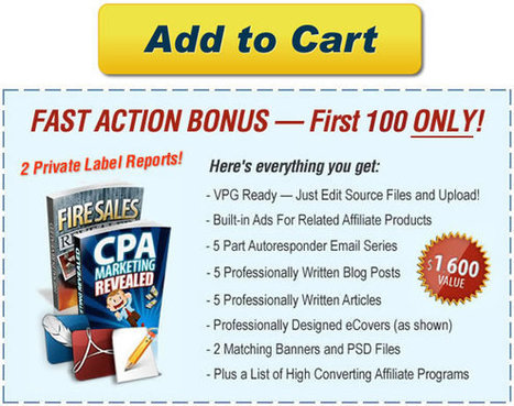 Viral PDF Generator | Transform Your PDFs Into A 24/7 Viral Sales Machine | clickbank | Scoop.it