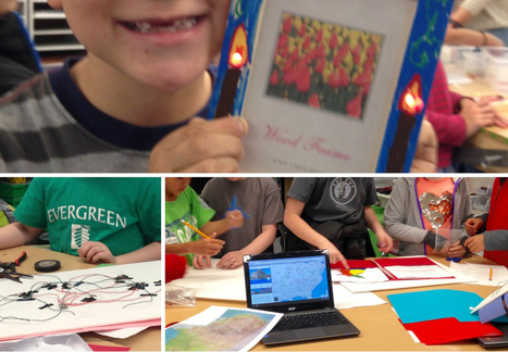 How to Utilizing a School Makerspace for World Language Learning | Instruction for the igeneration | Scoop.it