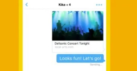 Twitter Adds New Features to Its Direct Messaging | SiliconANGLE | SocialMoMojo Web | Scoop.it
