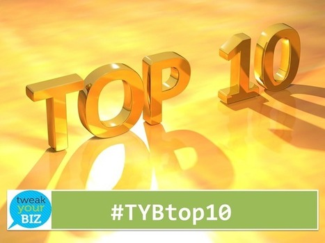 #TYBtop10: Suggestions, Tips & Techniques On Growing Sales   Links sobre Marketing, SEO y Social Media   Scoop.it
