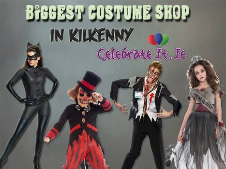 Convenient and Safe Shopping at Online Halloween Costume Shops | Costume Shop and Party Supplies Ireland  online | Scoop.it