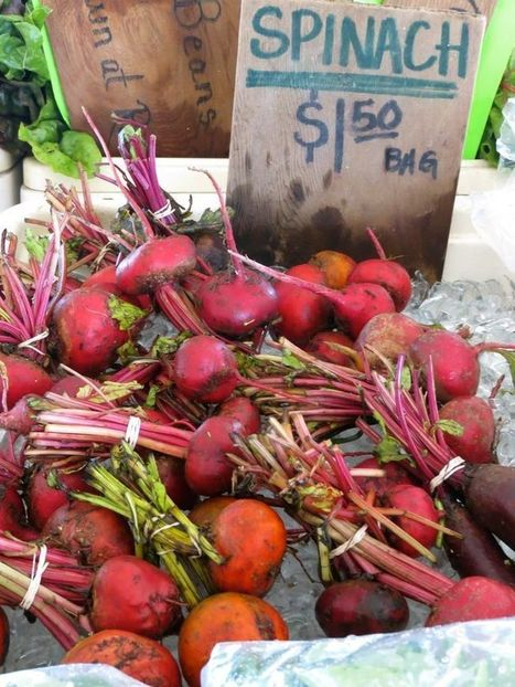 Never Met a Farmer's Market I Didn't Like | Local Food Systems | Scoop.it