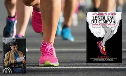 Une course dédiée au cinéma à Paris, le handicap en force ! | Veille sur le handicap | Scoop.it