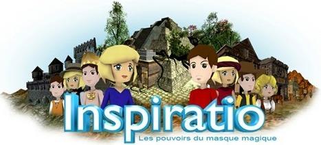 Inspiratio, un serious game qui donne du souffle ! | Communication Santé | Scoop.it