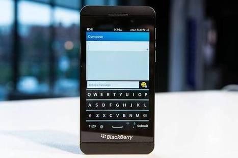 El nuevo BlackBerry Z10, made in Argentina | Tecnología 2015 | Scoop.it