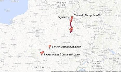 Morts pour la France 14/18 : le 4ème RI à Signeulx [2] | Rencontre avec mes ancêtres | Auprès de nos Racines - Généalogie | Scoop.it