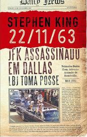 Ler y Criticar: 31 Dias, 31 Passatempos - Dia 8 - 22/11/63   Ficção científica literária   Scoop.it