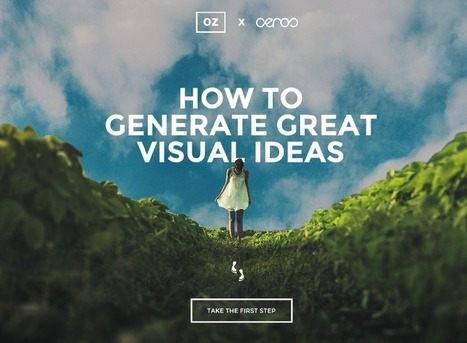How to Generate Great Visual Ideas - Interactive eBook | Education, Technology, and Storytelling | Scoop.it
