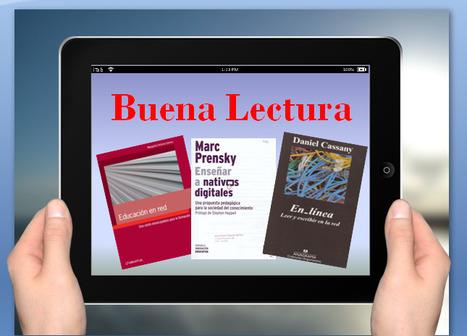 Tres libros interesantes por sus contenidos | EDUCACIÓN en Puerto TIC | Scoop.it