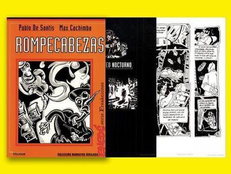 HISTORIETA: LITERATURA DIBUJADA | Comic - Historieta | Scoop.it