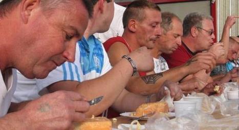 La Capelle (Aisne): le plus gros mangeur de Maroilles était un tricheur   The Voice of Cheese   Scoop.it