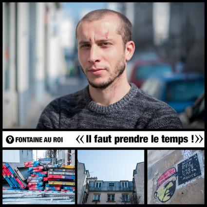 Portraits de NO GO Zones à Paris | URBANmedias | Scoop.it