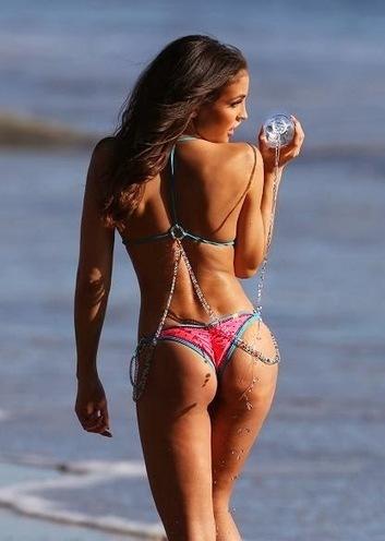 Jaclyn Swedberg Bikini Pictures | micro bikini | Scoop.it