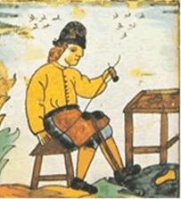 La Industria Textil - Historia | Época Medieval: Vestuario y Calzado | Scoop.it