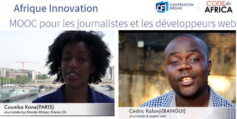 Lancement de deux mooc pour développer les médias en Afrique | DocPresseESJ | Scoop.it
