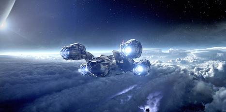 How Prometheus Got Its Atmosphere? | Astrobiology | Scoop.it