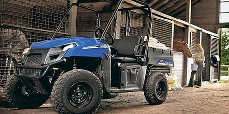 Why Police Vehicles Should be Different from Ordinary Vehicles? | All Terrain Vehicles | Scoop.it