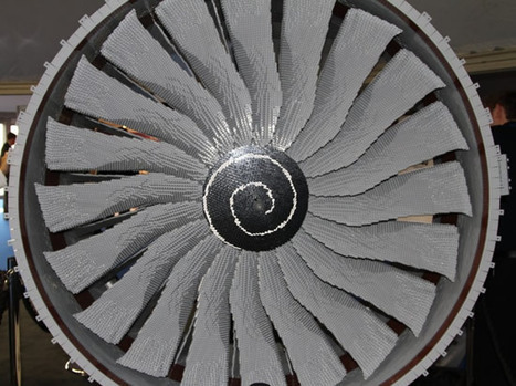 Fully-functional Rolls-Royce jet engine built out of 152,455 LEGO bricks | Writing, Research, Applied Thinking and Applied Theory: Solutions with Interesting Implications, Problem Solving, Teaching and Research driven solutions | Scoop.it
