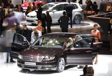 Volkswagen veut accélérer son développement en Asie et aux USA - Les Échos   automobile   Scoop.it