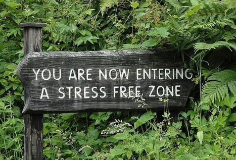 6 Ways to Dissolve Stress | The Basic Life | Scoop.it
