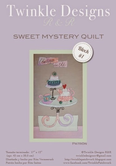 TWINKLE PATCHWORK: SWEET MYSTERY QUILT | Patchwork | Scoop.it