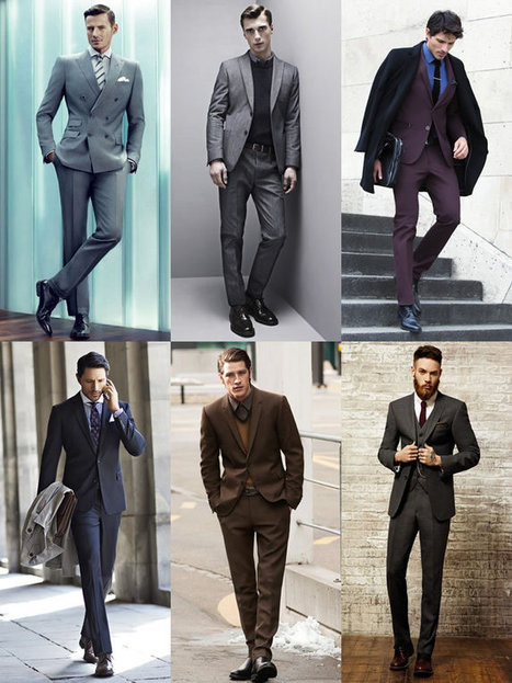 Men's Fashion Basics – Part 100b – A Formal Round-Up | I don't do fashion, I am fashion | Scoop.it